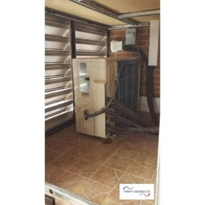 You'll never know until you ask 🤪 .. A LOT of customers are surprised when we tell them the places we are able to put units, inside & out. Some people just think a heat pump isn't in the books for them due to placement but it's never out of the question for us. We can install for anyone!!